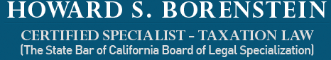 Logo of Howard S. Borenstein